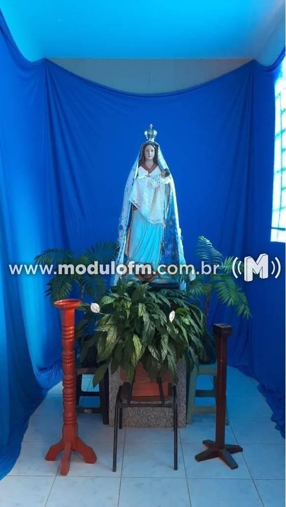 Capela São Vicente retorna com as celebrações de missas.