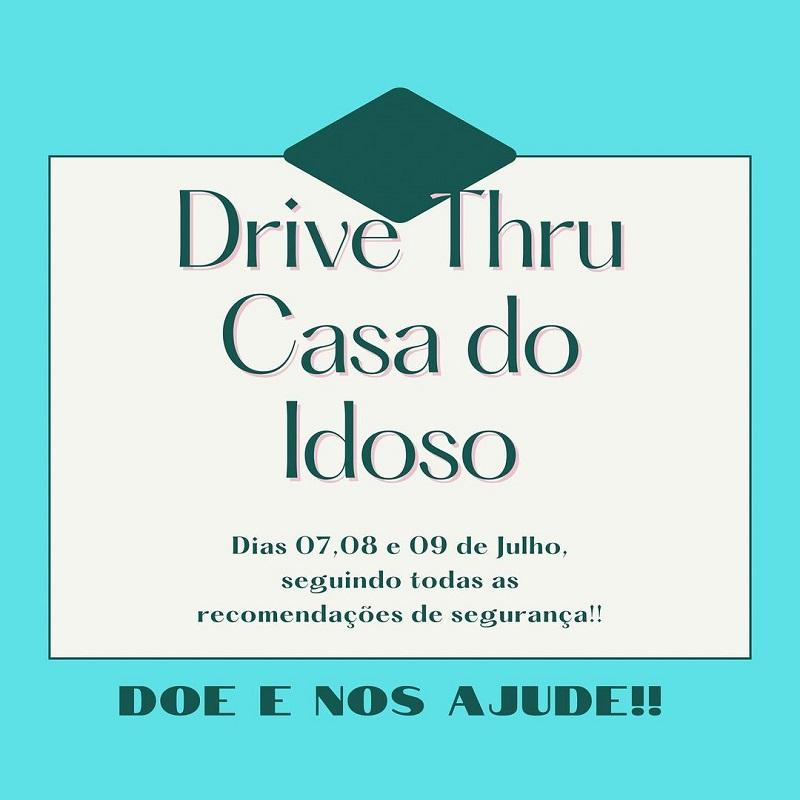 Casa do Idoso realiza Drive Thru do dia 07...