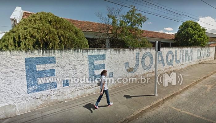 Escola Estadual Joaquim Dias, oferece vaga para professor