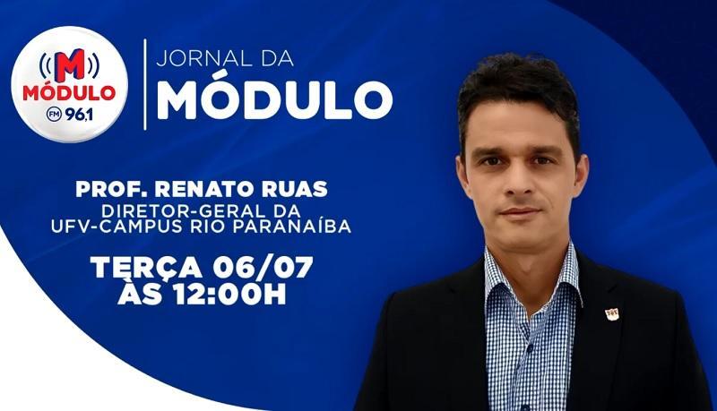 Jornal da Módulo: Diretor da UFV Campus Rio Paranaíba...