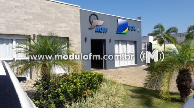 Presidente da ACIP apresenta reivindicações do setor empresarial para vice-governador de Minas