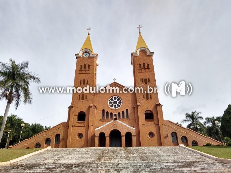 Santuario de Nossa Senhora da Abadia ficara fechado do dia 1º ate o dia 15 de agosto