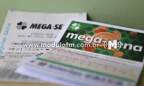 Ninguém acerta a Mega-Sena e prêmio acumula em R$...