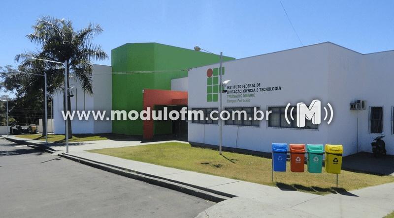 O Instituto Federal do Triangulo Mineiro (IFTM) está preparando...