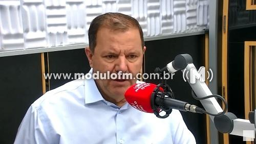 Prefeito Deiró Moreira Marra detalha projeto de municipalização das...