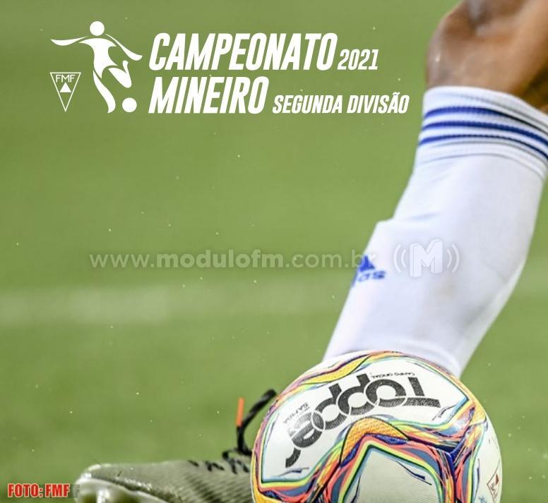 Campeonato Mineiro da Segunda Divisão tem início neste sábado (11/09)