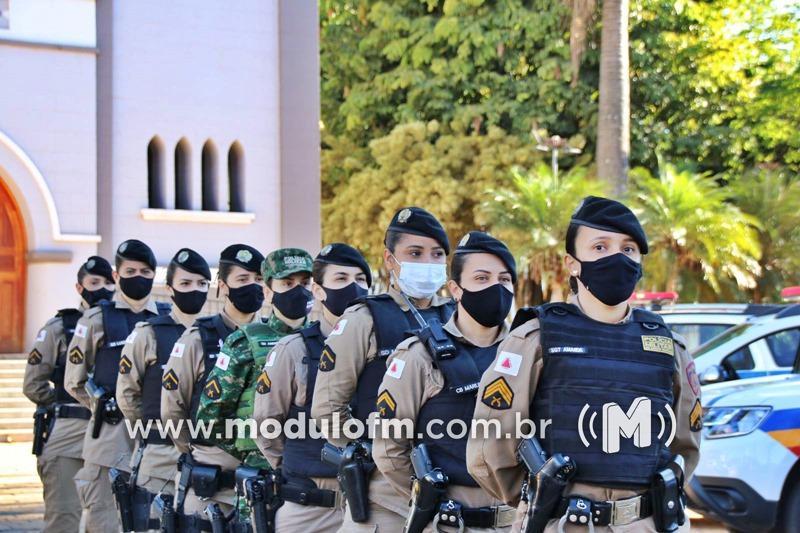 Polícia Militar lança operação em comemoração aos 40 anos...