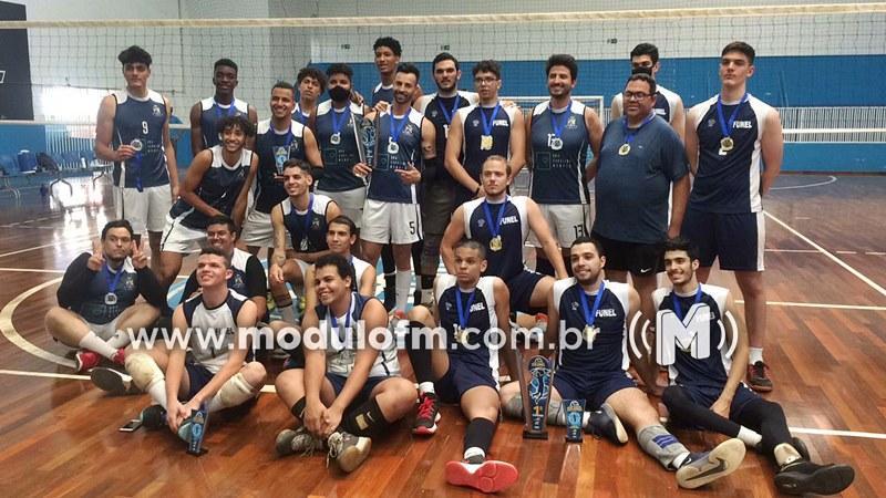 Realizada a primeira copa de voleibol masculino de Patrocínio