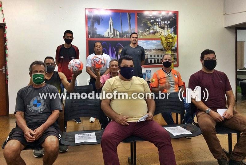 Reunião definiu detalhes do campeonato cinquentão da Secretaria de...