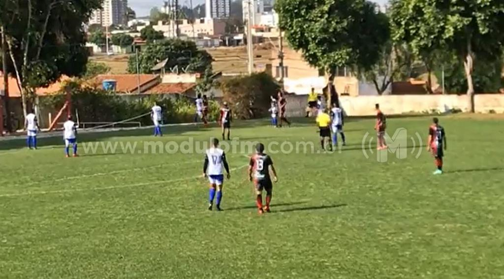 Campeonato Amador tem novo líder após sétima rodada