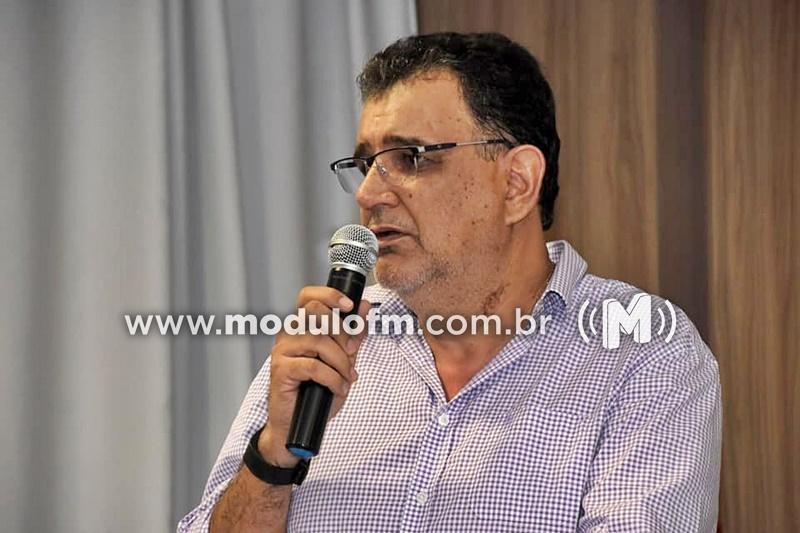 Diretoria executiva do CAP deve ser oficializada nos próximos dias, afirma Marcos Antônio Silva