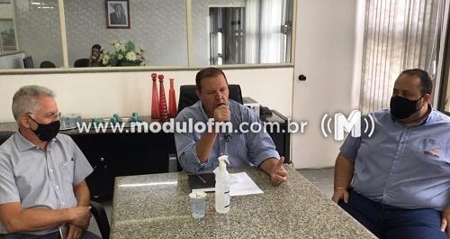 Prefeito Deiró Marra desiste do projeto de municipalização das...