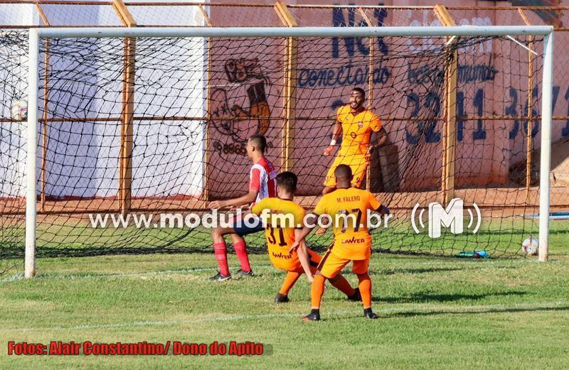 SEP empata em Araguari pelo campeonato Mineiro da Segunda...